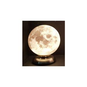 Lune 3D lampe sur pied bas 20 cm