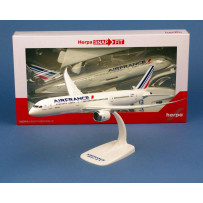 jouet avion Air France Boeing 787 9 Dreamliner F HRBA 1200 Herpa Snapfit